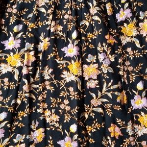 American Eagle Maxi Floral Skirt